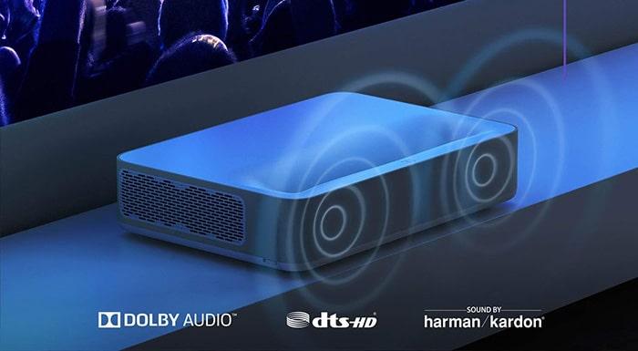 Vava4K UHD Laser Beamer 700x385